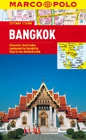 Bangkok Marco Polo City Map