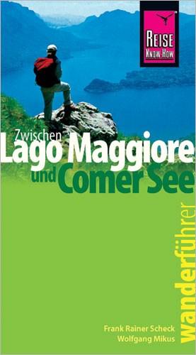 Lago Maggiore/comer See Rkh Wanderfuhrer