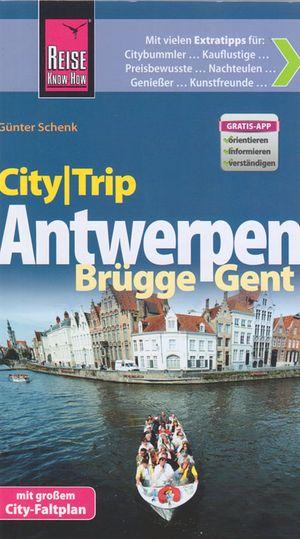 City Trip Antwerpen Brugge-gent Rkh