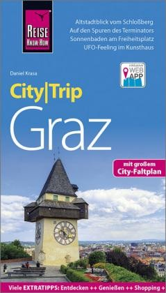 Reise Know-How CityTrip Graz mit Stadtplan