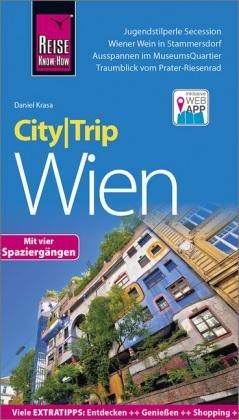Reise Know-How CityTrip Wien mit Stadtplan
