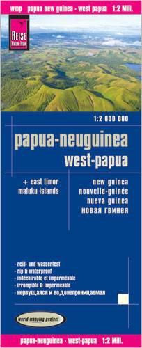 Papua New Guinea And West Papua