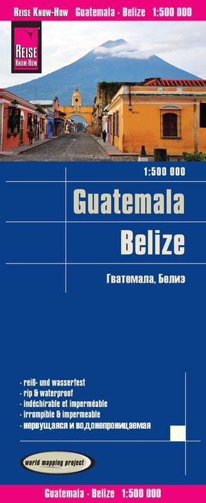 Guatemala And Belize