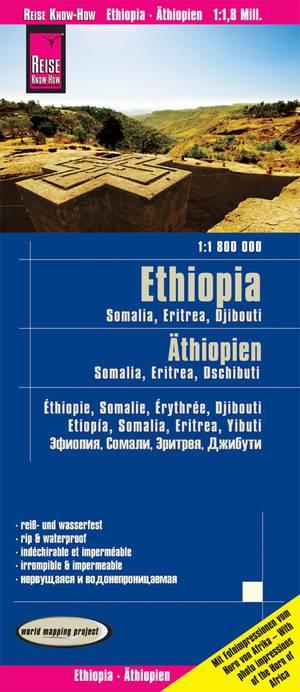 Ethiopië & Somalië & Djibouti & Eritrea