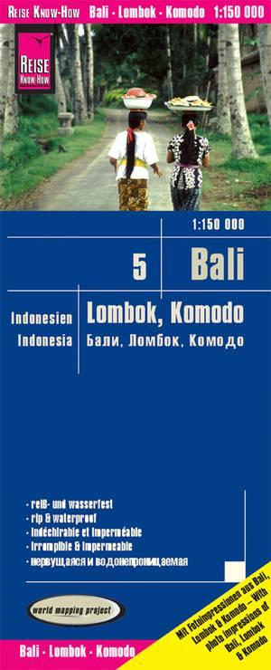 Indonesia 5 Bali / Lombok / Komodo
