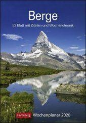 Berge 2020 Kalender