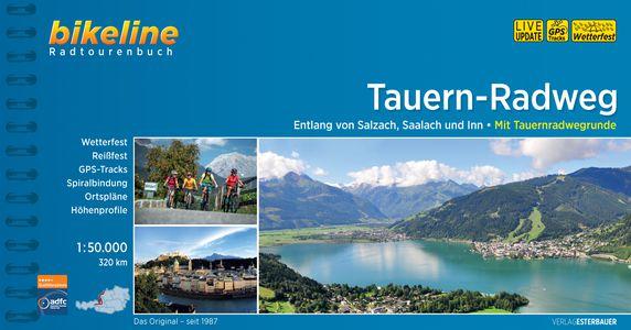 Tauern-Radweg fietsgids
