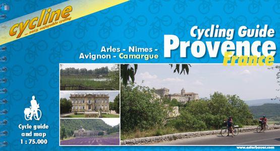 Provence Cycling Guide Arles / Nîmes / Avignon / Camargue
