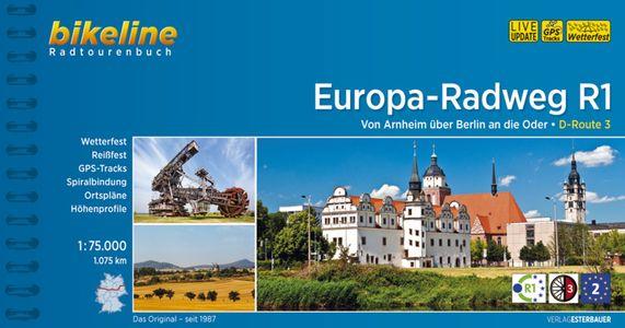 Europa Radweg R1 Arnheim - Kustrin Oder (pi)
