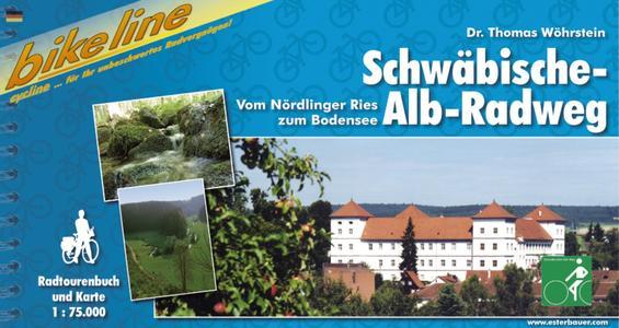 Schwabischer-alb-radweg - Bikeline
