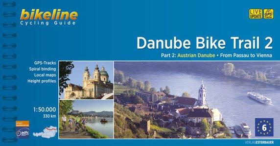 Bikeline Danube Bike Trail 2
