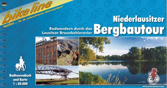 Bergbautour Niederlausitz 510km Bikeline
