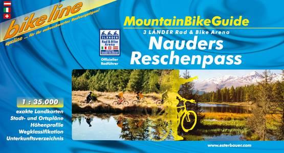 Nauders - Reschenpass Mountainbikeguide