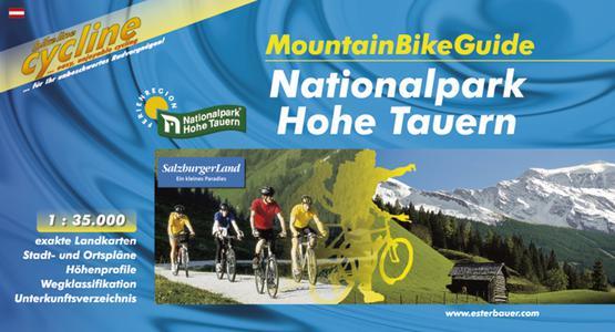 Hohe Tauern Nationalpark Mountainbikeguide