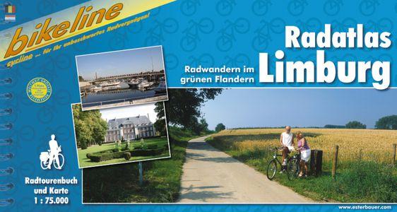 Limburg Radatlas Radwandern Im Grunen Flandern