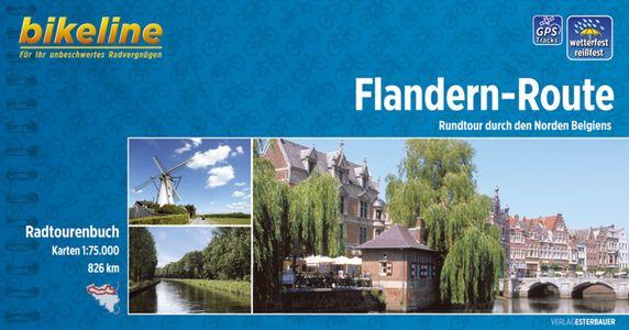 Flandernroute Rundtour durch den Norden Belgiens