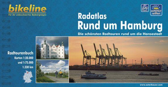 Hamburg Radatlas Schonsten Radtour Rund Um Die Hansestadt