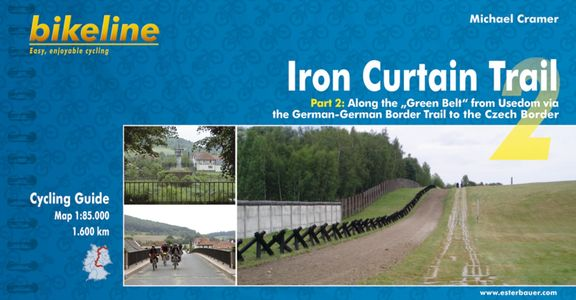 Iron Curtain Trail 2 Cycling Guide