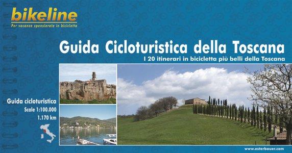 Toscana Guida Cicloturistica Della
