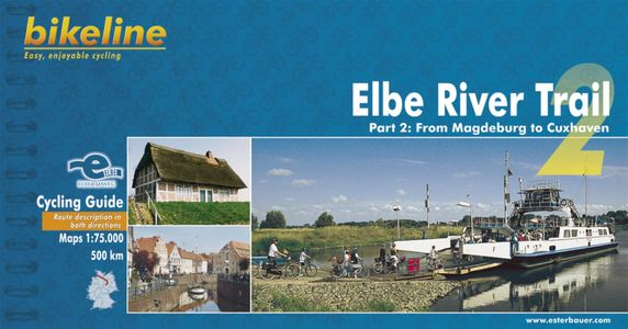 Elbe River Trail 2 Magdeburg - Cuxhaven