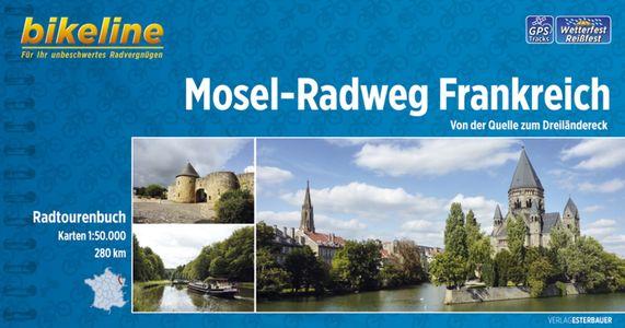 Mosel - Radweg Frankreich quelle zum Dreiländereck