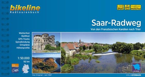 Saar Radweg Sarrebourg - Trier