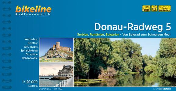 Donau - Radweg 5 Belgrad - Schwarzen Meer