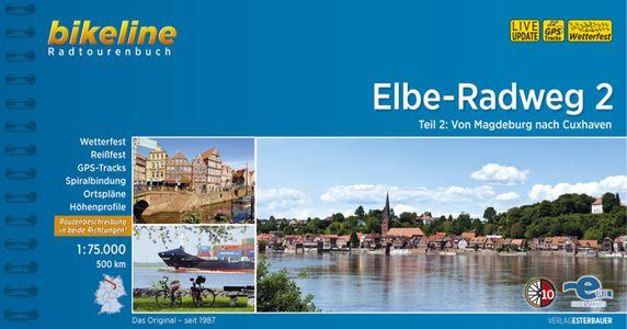 Elbe Radweg 2 Magdeburg - Cuxhaven