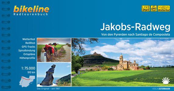 Jakobs - Radweg Von Den Pyrenees Nach St. Di Compostela
