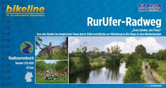 RurUfer-Radweg Quelle Hohen Venn Zur Mündung In Die Maas