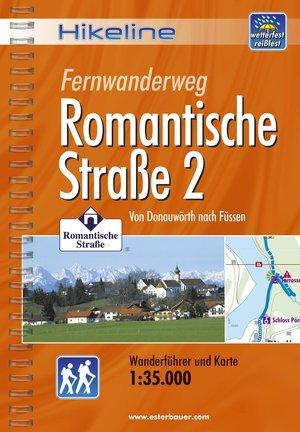 Romantische Strasse 2 Fernwanderweg