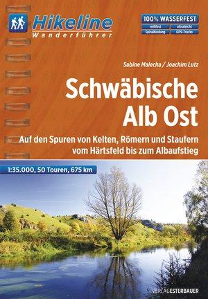 Schwabische Alb Ost Wanderfuhrer