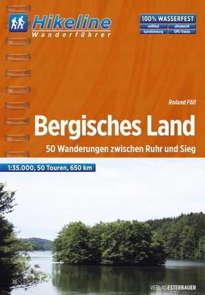 Bergisches Land Wanderfuhrer