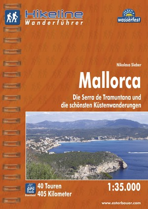 Mallorca Wanderfuhrer
