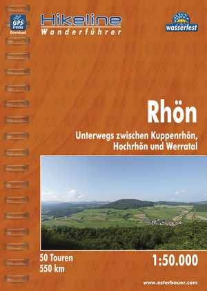 Rhon Wanderfuhrer