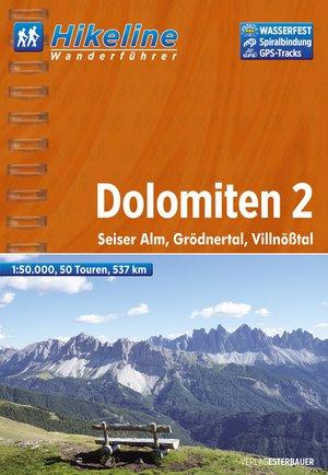 Dolomiten 2 Seiser Alm / Grödnertal / Villnößtal