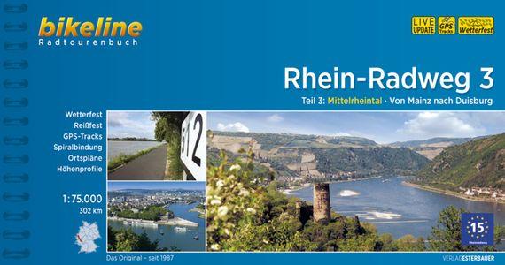 Rhein Radweg 3 Mittelrheintal Von Mainz Nach Duisburg