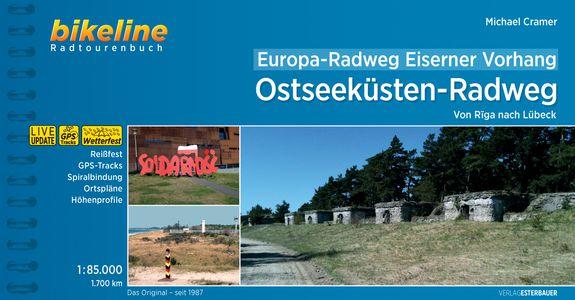 Ostseeküsten Radweg von Riga nach Lübeck