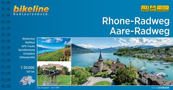 Rhone-Radweg - Aare-Radweg
