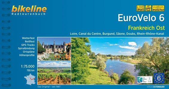 Eurovelo 6 - Frankreich Ost