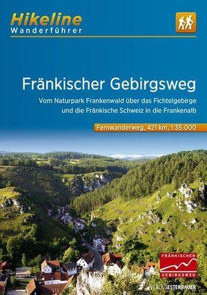 Fränkischer Gebirgsweg - 421 km