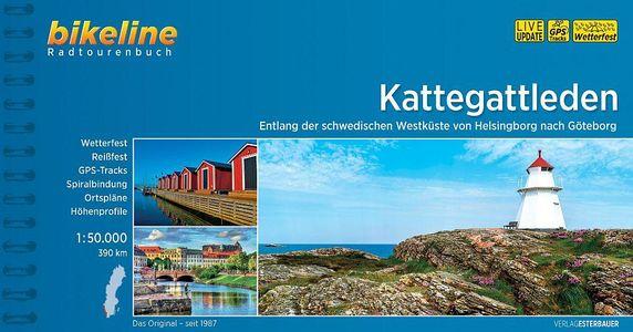 Kattegattleden Von Helsingborg nach Göteborg - 390km