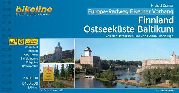 Europa-Radweg Eiserner Vorhang 1 Finnland / Ostseeküste Baltikum
