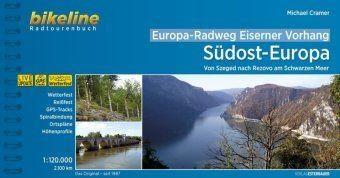 Eiserner Vorhang Südost-Europa Radweg Von Szeged nach Rezovo am Schwarzen Meer