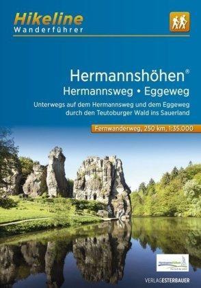 Hermannshöhen: Hermannsweg-Eggeweg