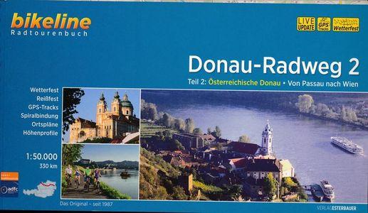 Donau - Radweg 2 von Passau nach Wien