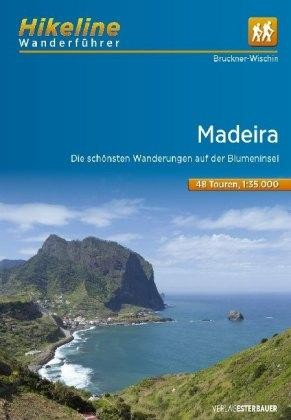 Hikeline Wanderführer Madeira