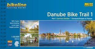 Danube Bike Trail 1 Donaueschingen to Passau GPS