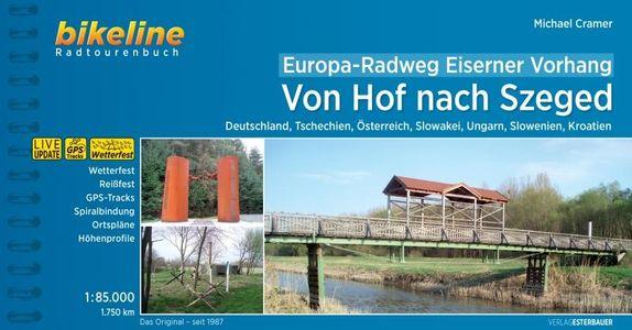 Bikeline Europa-Radweg Eiserner Vorhang 4