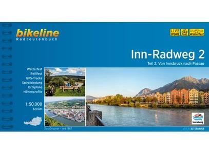 Inn - Radweg 2 - ca 320 km